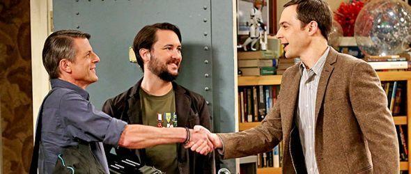 Sheldon ist sehr froh in der Dokumentation mitwirken zu dürfen