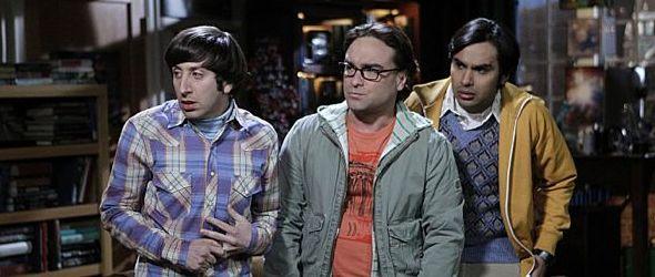 Ausschnitt aus der Big Bang Theory Folge - Ein Abend mit Death Vadder