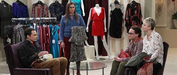Sheldon und Leonard müssen etwas machen was Penny und Amy gefällt