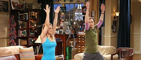 Ausschnitt aus der The Big Bang Theory Folge Für immer zu dritt