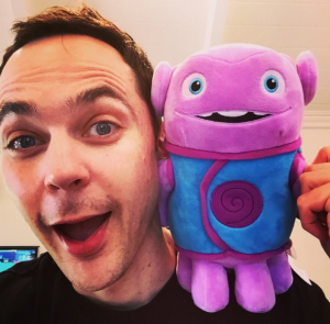 Jim Parsons #dreamworkshome