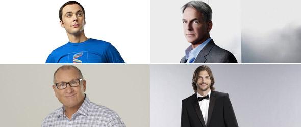Die aktuell bestbezahlten Seriendarsteller laut Forbes
