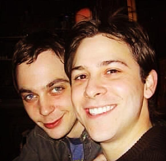Jim Parsons und Todd Spiewak sind bereits seit 2002 ein Paar