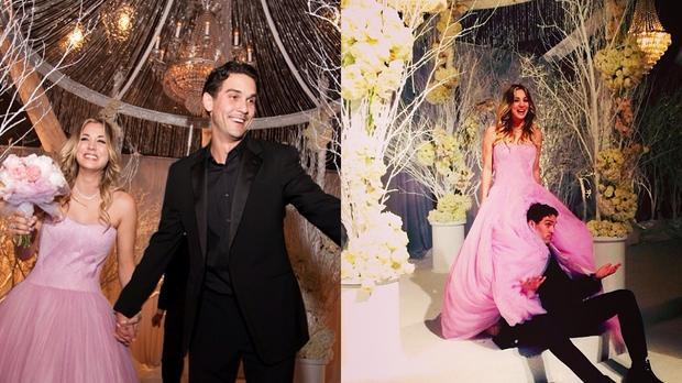 Hochzeitsbilder von Kaley Cuoco und Ryan Sweeting