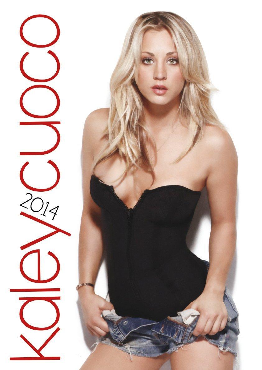 Kaley Cuoco Kalender 2014
