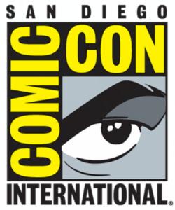 Comiccon Logo San Diego