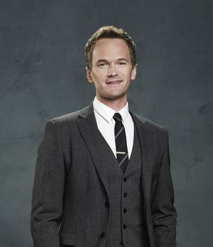 Neil Patrick Harris alias Barney Stinson aus How I met your mother