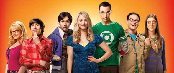The Big Bang Theory Staffel 8