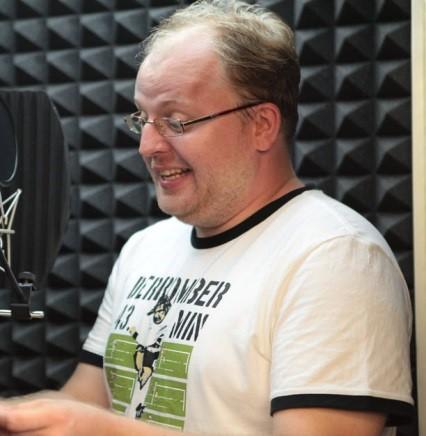 Synchronsprecher Gerrit Schmidt Foss