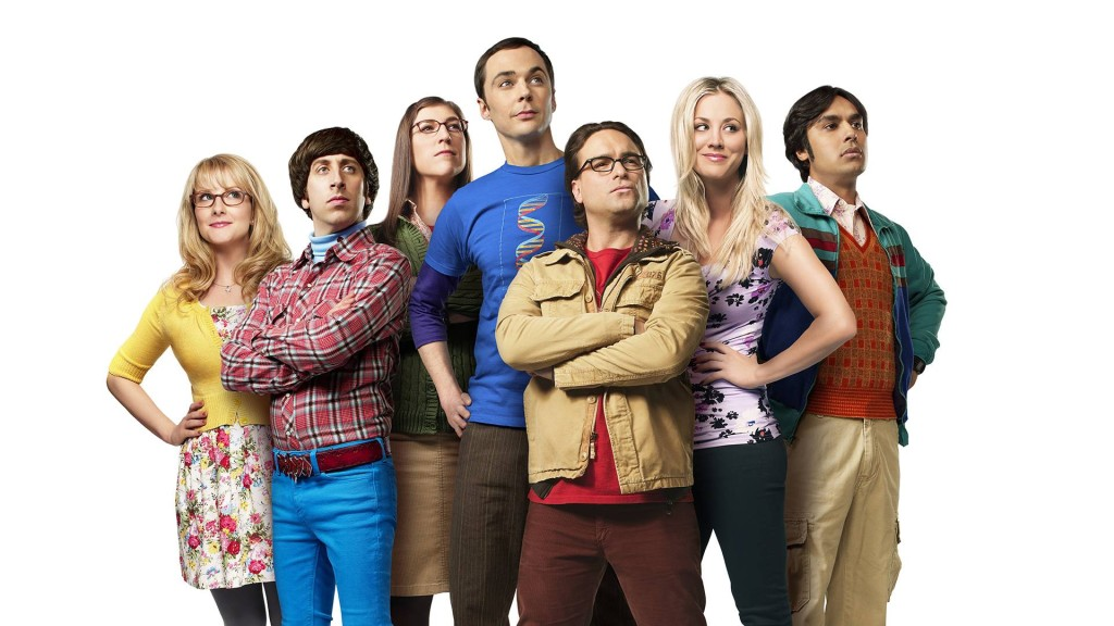 Facts zu The Big Bang Theory