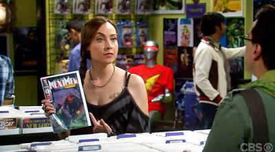 Alice im Comicbuchladen