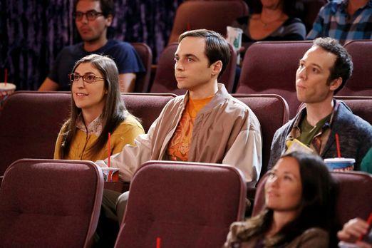 Ausschnitt aus The Big Bang Theory Staffel 6 Folge 2