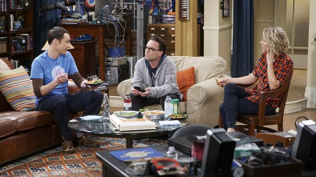 Ausschnitt aus der The Big Bang Theory Duell in 3 Jahren