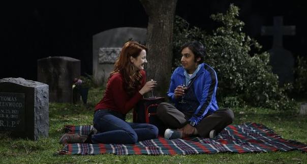 Raj hat Angst vor seiner Freundin