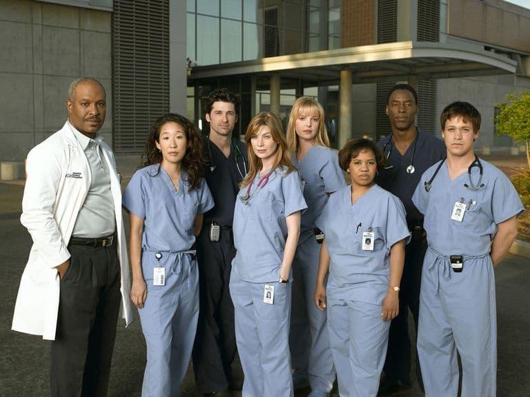 T. R. Knight bei Grey's Anatomy