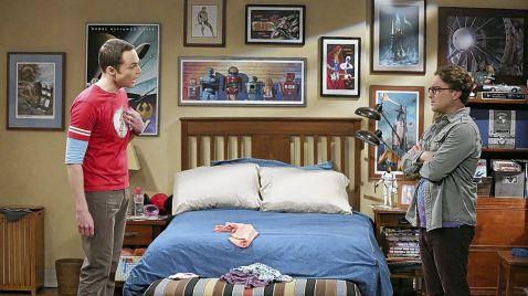 Sheldon sucht nach Aufmerksamkeit