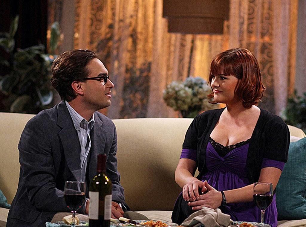 Leonard und Stephanie sind ein Paar
