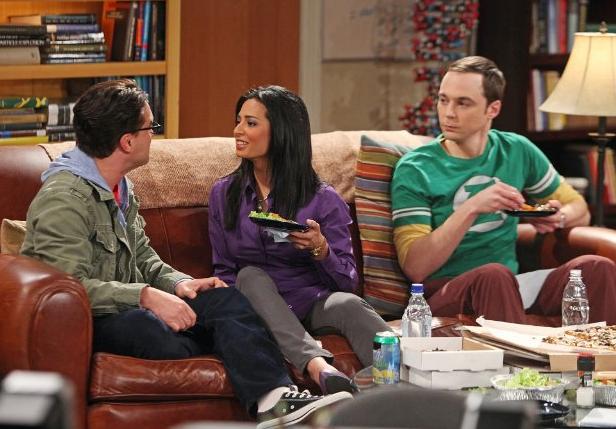 Sheldon mag Priya nicht