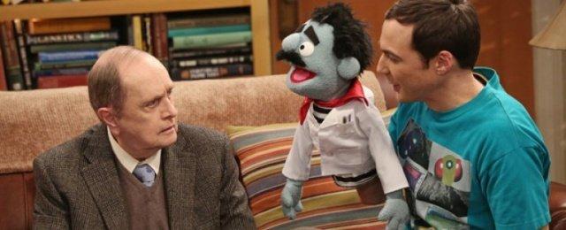 Sheldon liebt Professor Proton