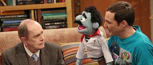 Sheldon und Professor Proton
