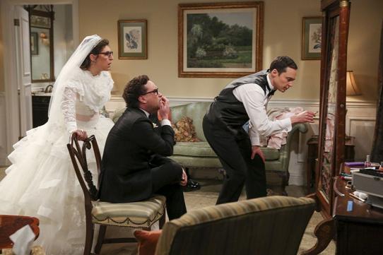 Sheldon erlebt einen Durchbruch