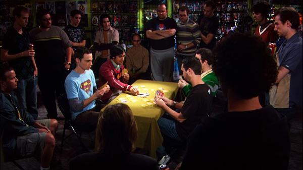 Im Endkampf um den Thron treten Sheldon und Wil gegeneinander an