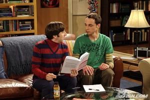 Howard und Sheldon