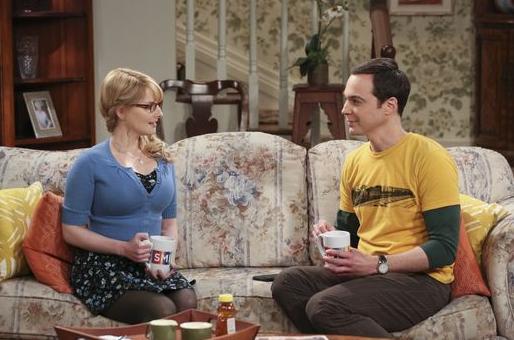 Sheldon's letzte Freundin Bernadette