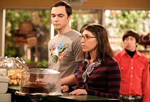 Rahmenbeziehungsvertrag zwischen Sheldon und Amy