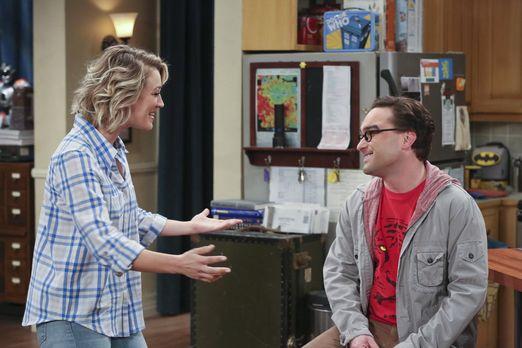 Leonard und Penny
