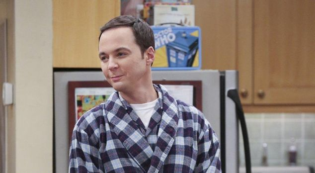 Sheldon war krank