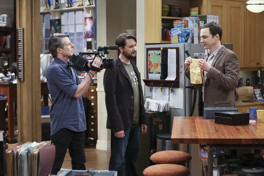 Das Geschenk von Penny mit Nimoys DNA ist Sheldons stolz