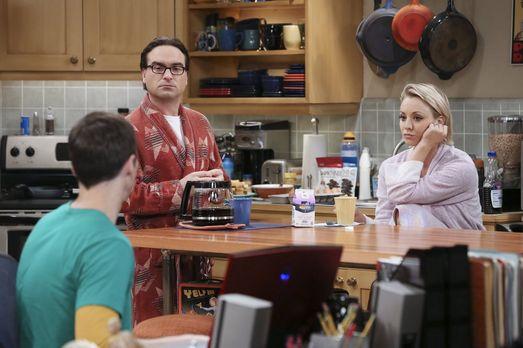 Sheldon sucht eine Freundin und Penny und Leonard spionieren Amy hinterher