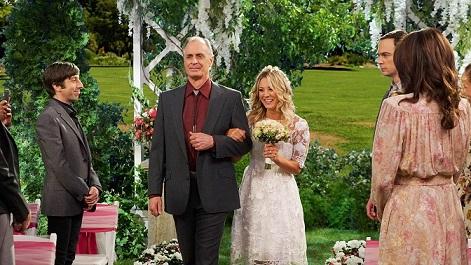 Pennys Hochzeit mit Leonard