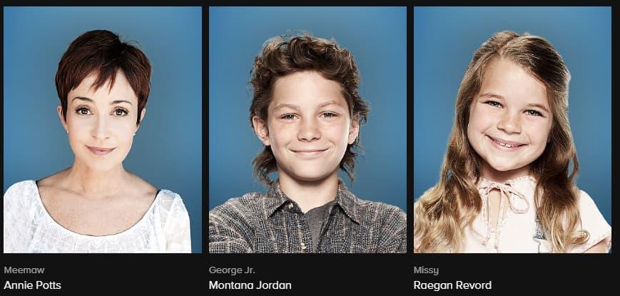 Besetzung von Young Sheldon 2